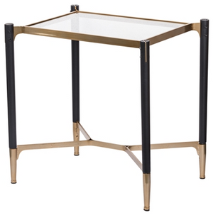 007-Side Table - Park View/ Rectangle - 13 Hub Lane - A&b Home Side Tables