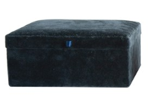 Cotton Velvet Box - 13 Hub Lane   |  Box