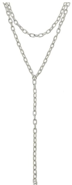Necklace CANV Pilar Layered Chain - 13 Hub Lane   |  Necklace