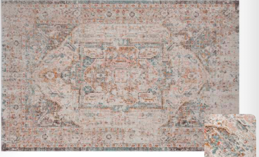 Antiquity Cream Rug - 13 Hub Lane   |  Rug