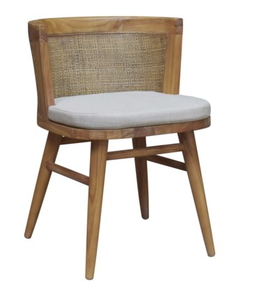 Loe Dining Chair - 13 Hub Lane   |