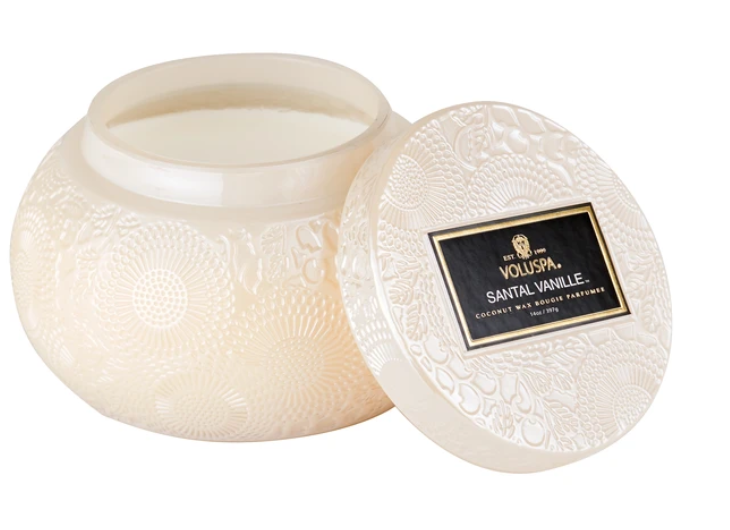 Voluspa Bowl Candle - 13 Hub Lane   |  Candle