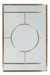 Beckett Metal Mirror - 13 Hub Lane   |  Mirror