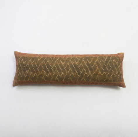 Zenda X-Long Bolster Pillow - 13 Hub Lane   |  Decorative Pillow