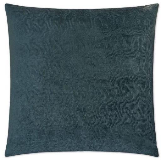 Current - Teal - Pillow