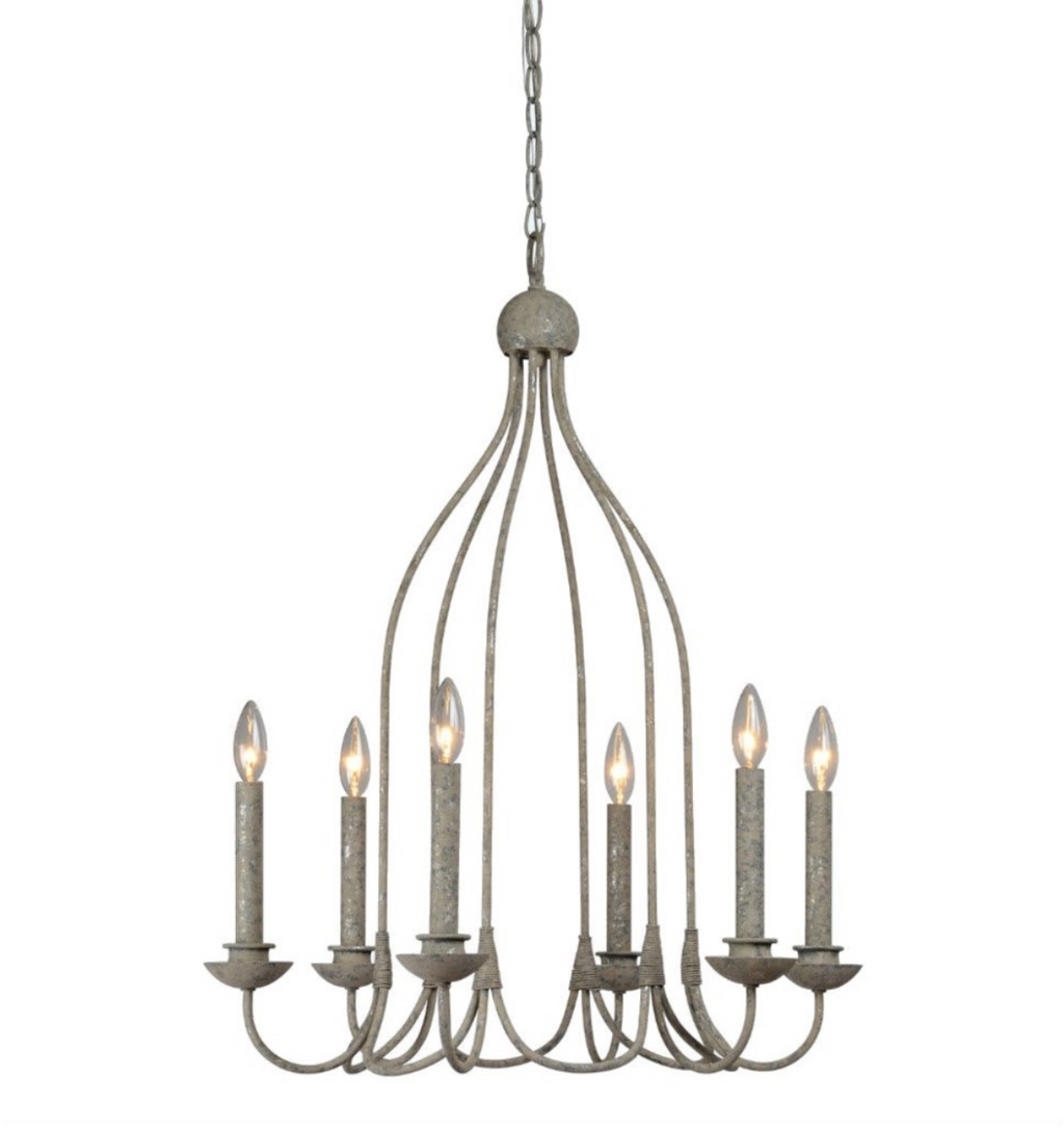 Sampson Chandelier - 13 Hub Lane   |  Chandelier