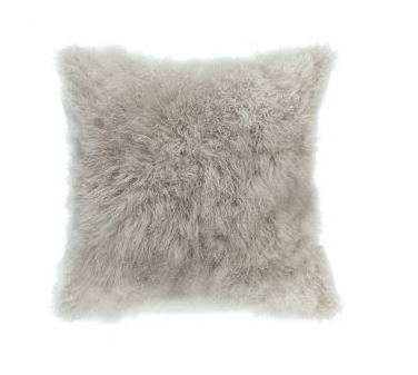 Cashmere Fur Pillow - 13 Hub Lane   |