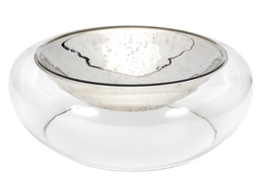 Luxe Decorative Glass Bowl - 13 Hub Lane   |
