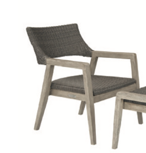 Outdoor dining chair KINGB Spencer - 13 Hub Lane   |