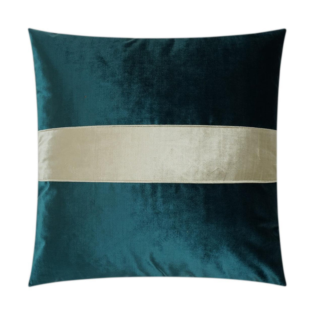 Iridescence Band Pillow - 13 Hub Lane   |  Decorative Pillow