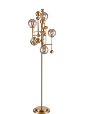 Ballantine 5-Light Floor Lamp - 13 Hub Lane   |