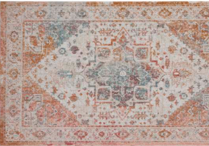 Antiquity Beige/Cream Rug - 13 Hub Lane   |  Rug