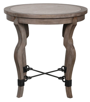 Blanche Lamp Table - 13 Hub Lane   |  Side/Accent Table