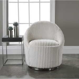 Crue Swivel Chair - 13 Hub Lane   |  Chair