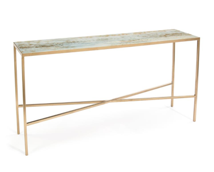 Lustrous Sky Sofa Table - 13 Hub Lane   |