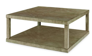 Casa Bella Reverse Diamond Cocktail Table - 13 Hub Lane   |  Coffee Table