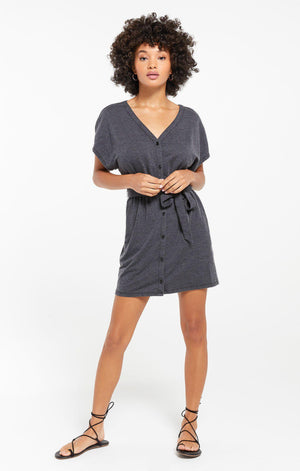 Z Supply Thea Terry Dress - 13 Hub Lane   |