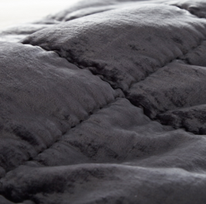 Gardner Velvet Bedding - 13 Hub Lane   |
