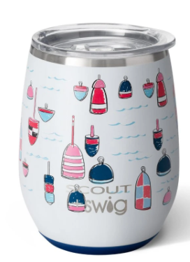 SCOUT+Swig Buoy Oh Buoy Stemless Wine Cup