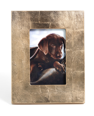 Gold Leaf Picture Frame - 13 Hub Lane   |