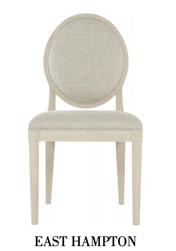 East Hampton Dining Chair Custom Order