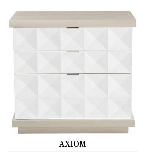 Custom Order Axiom BNHT Nightstand