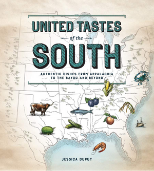 United Tastes of the South - 13 Hub Lane   |  Book