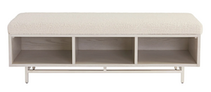 Paradox Bed End Bench - 13 Hub Lane   |  Bench