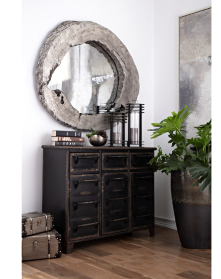 Harris Oversized Wall Mirror - 13 Hub Lane   |