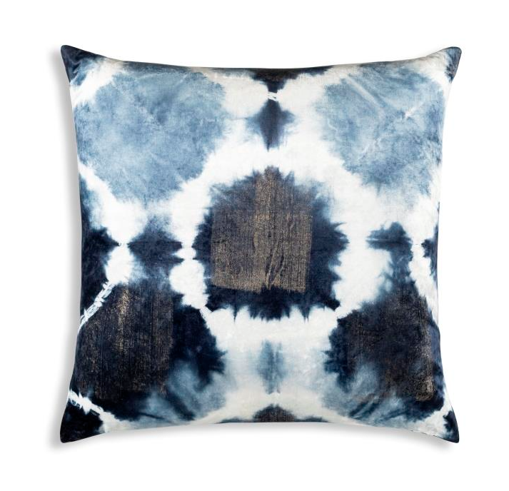 Indigo Decorative Pillow - 13 Hub Lane   |