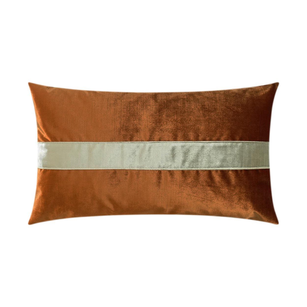 Iridescence Band Lumbar Pillow - 13 Hub Lane   |  Decorative Pillow