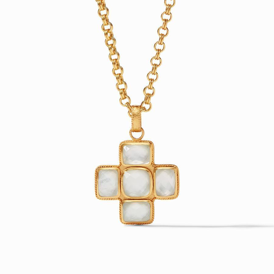Julie Vos Savoy Pendant Necklace - 13 Hub Lane   |