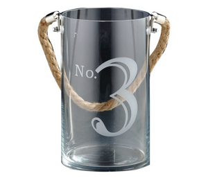 No. 3 Glass Vase - 13 Hub Lane   |  Vase