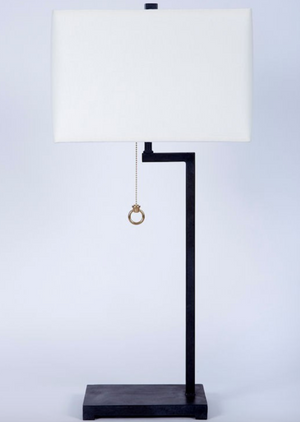 Offset Table Lamp