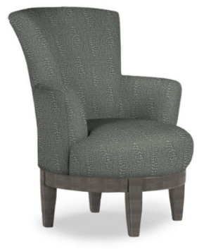 Justine Swivel Chair Special Order - 13 Hub Lane   |  Chair