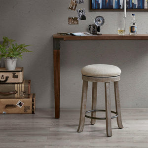 Oaktown Swivel Counter Stool