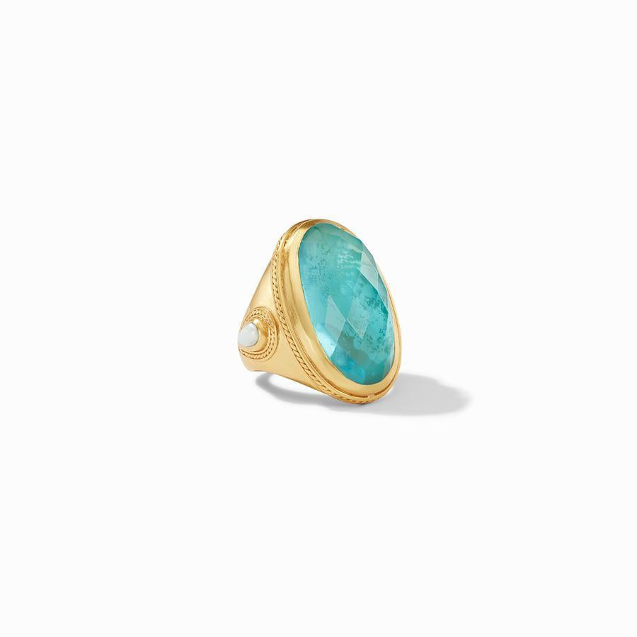 Julie Vos Cassis Statement Ring - 13 Hub Lane   |
