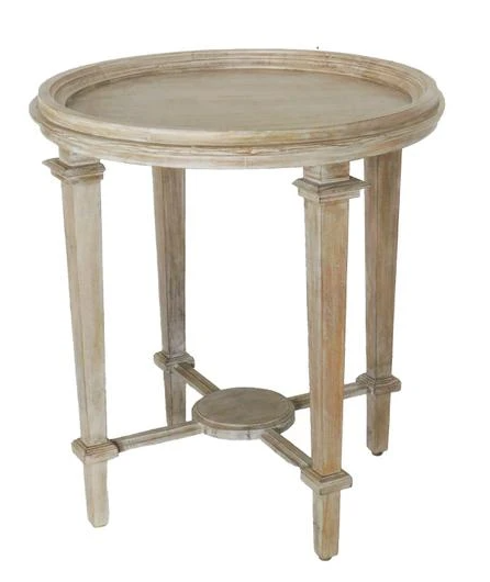 Greybo Round Accent Table - 13 Hub Lane   |  Side/Accent Table