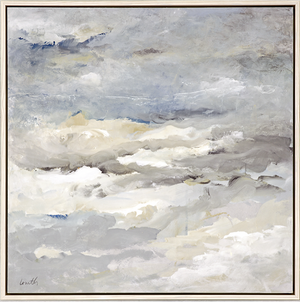 Sea Meets Sky - 13 Hub Lane   |  Wall Art