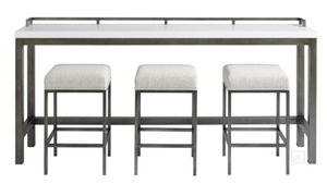 Essence Console Table with Stools - 13 Hub Lane   |  Console Table