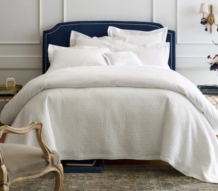Juliet Matelassé Lightweight Coverlet