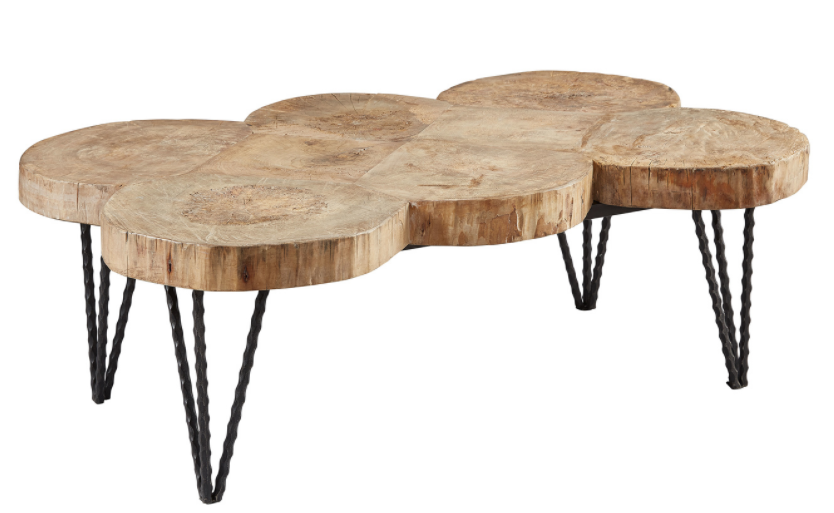 Whiskey Coffee Table - 13 Hub Lane   |