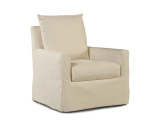 Elena Swivel Lounge Chair LANEV Custom Order