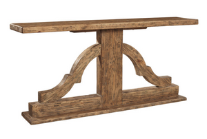 Bracket Console Table - 13 Hub Lane   |