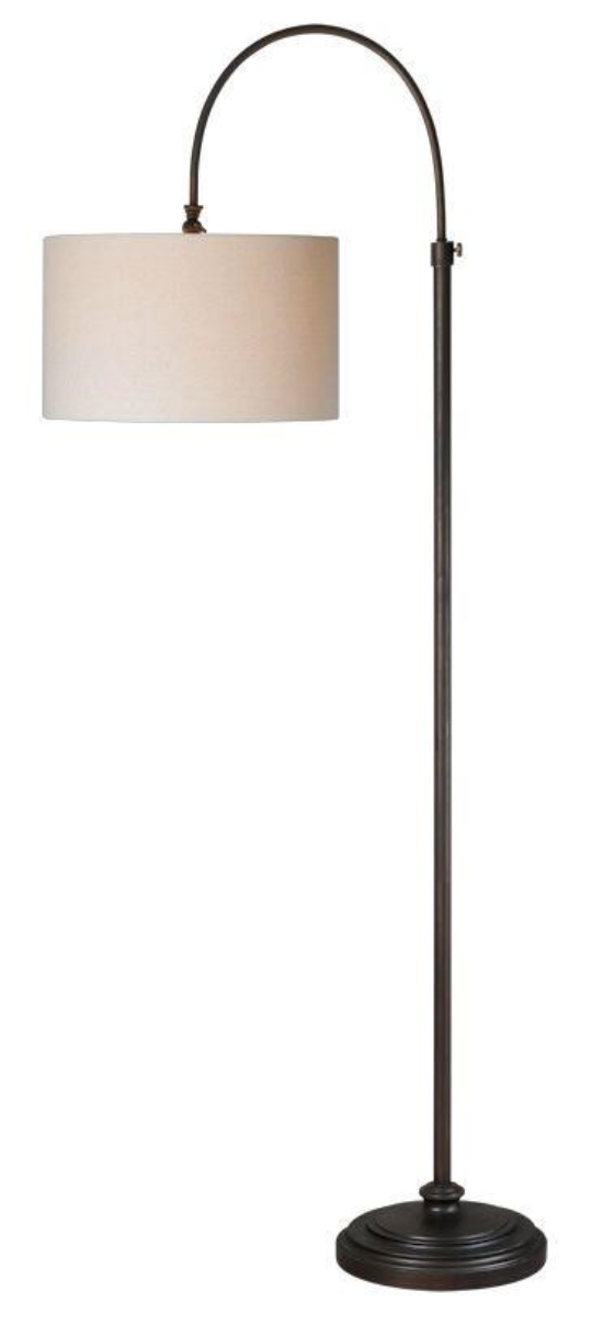 Reagan Floor Lamp - 13 Hub Lane   |  Floor Lamp