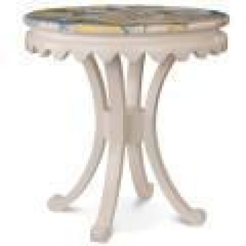 Crown Curved Side Table