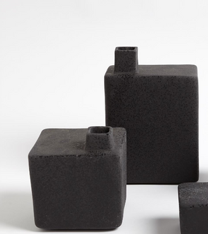 Square Chimney Vase - 13 Hub Lane   |