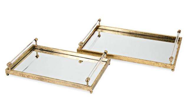 Carter Decorative Trays - 13 Hub Lane   |  Tray