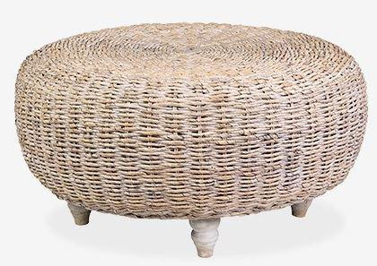 Woven Cocktail Table JF Borneo - 13 Hub Lane   |  Coffee Table