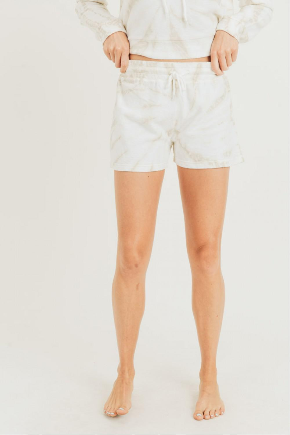Tie-Dye Lounge Shorts - 13 Hub Lane   |